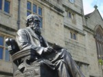 Darwin in Shrewsbury